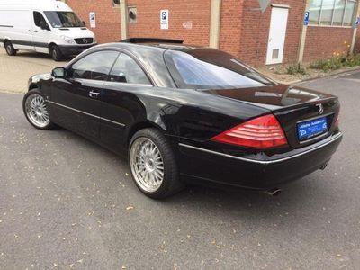 gebraucht Mercedes 500 CL-Coupe Sehr gepflegt, Wenig Km, GARANTIE