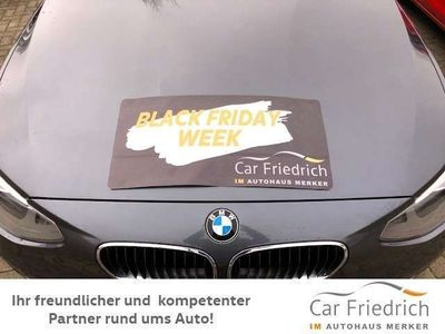 gebraucht BMW 116 d EfficientDynamics Edition Sport