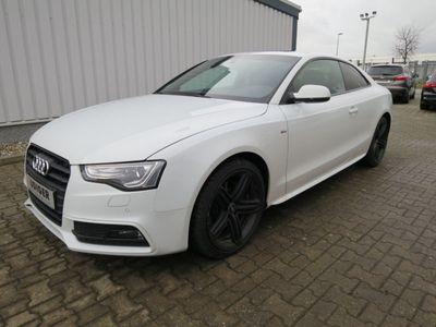 gebraucht Audi A5 Coupe 3.0 TDI quattro*S line*Rotor*B&O*Navi*