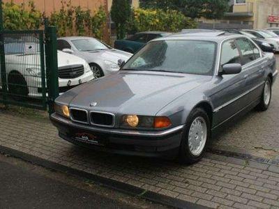 gebraucht BMW 730L i E38 V8/K V+H/S.Dach/8Fach/Rost Frei