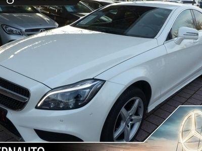 gebraucht Mercedes CLS350 d Cp. 4M AMG COMAND DISTRONIC Standheizung