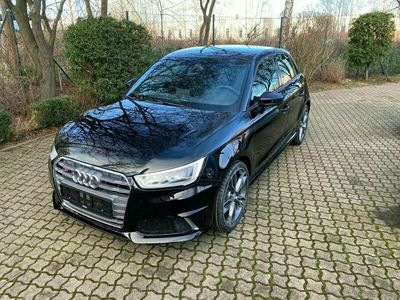 gebraucht Audi S1 2.0 TFSI quattro NAVI XENON TEL SHZ TEMPO PDC als Limousine in Hannover