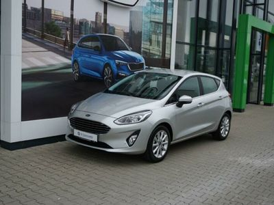 used Ford Fiesta 1.0 Ecoboost S&S Titanium