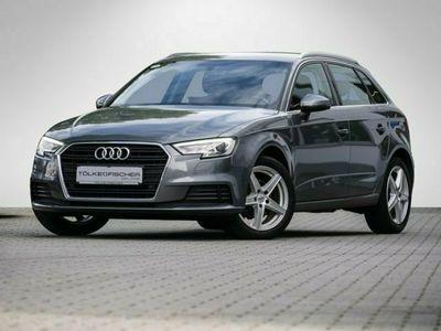 gebraucht Audi A3 Sportback 2.0 TDI+NAVI+VIRT.COCKPIT Bluetooth