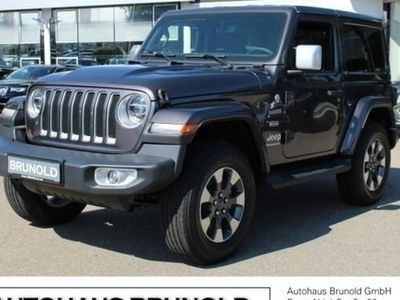 gebraucht Jeep Wrangler JL MY18 Sahara 2.2l CRDi 147kW (200PS)