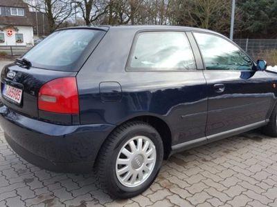 gebraucht Audi A3 1.6 Ambiente erst 166tkm Klima 1.Hand
