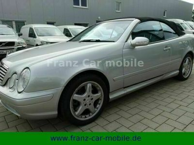 gebraucht Mercedes CLK55 AMG CLK 55 AMGAMG/Designo/Cabrio