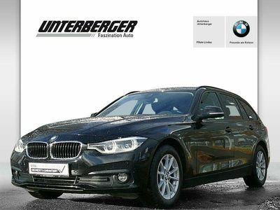 gebraucht BMW 318 d Touring Advantage Head-Up HiFi LED USB Shz