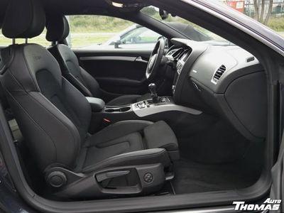 gebraucht Audi A5 3.0 TDI DPF quattro, Coupé (Navi Xenon Klima)