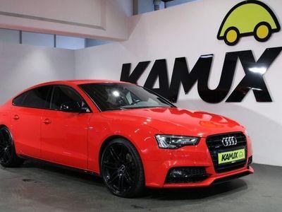 gebraucht Audi A5 3.0 TDI quattro S-tronic S Line Sport +Xenon Plus +Navi +SHZ