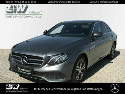 gebraucht Mercedes E200 E-KlasseLimousine AVANTGARDE Exterieur/Navi/Autom.