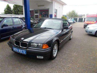 gebraucht BMW 318 Cabriolet TÜV & Inspektion NEU GASANLAGE !!!
