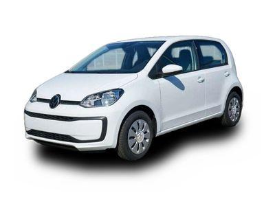 gebraucht VW up! up! 1.0 Move5-TÃŒrer Bluetooth/Klima/DAB+