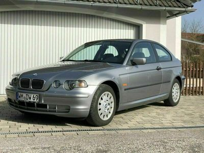 gebraucht BMW 318 Compact d TÜV NEU!