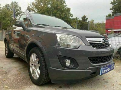 gebraucht Opel Antara Design Edition 4x2