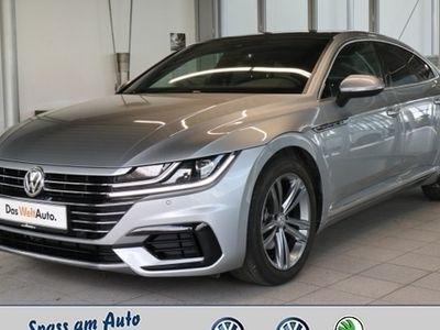 gebraucht VW Arteon 2.0 TDI DSG R-Line LED, Pano, ACC, Navi