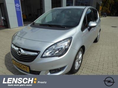 gebraucht Opel Meriva B drive 1.4 Turbo AHK SHZ Lenkr. Heizung