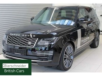 gebraucht Land Rover Range Rover Autobiography 5.0l V8 Kompressor DAB, HEAD-UP-DISP