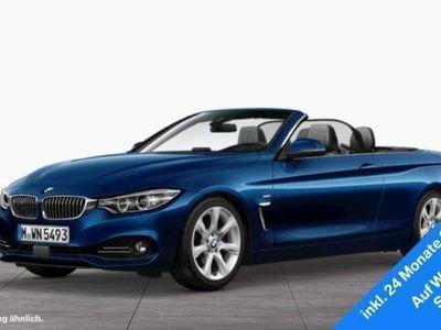 used BMW 430 d Cabrio Luxury Line Head-Up HiFi Xenon Shz
