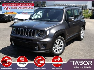 gebraucht Jeep Renegade 1.3 T-GDI 150 Limited Aut. LED in Kehl