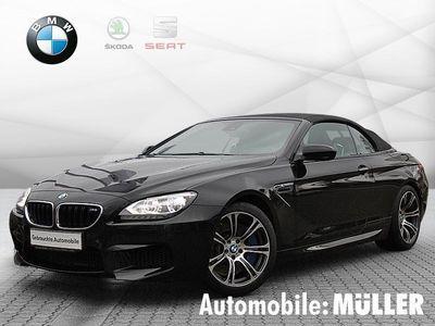 gebraucht BMW M6 Cabriolet - Head-Up LED RFK Komfortzg. Tempomat