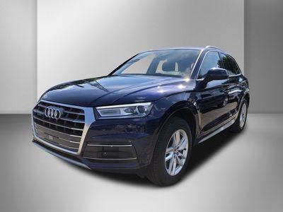 gebraucht Audi Q5 2.0 TDI quattro S-tronic sport Navi Connect APS