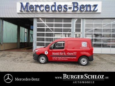 gebraucht Mercedes Citan 108 KA lang Worker Heckflügeltüren 1.Hand