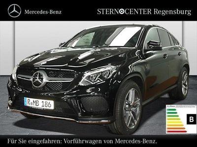 gebraucht Mercedes GLE350 d 4MATIC Coupé AMG Sportpaket Exterieur