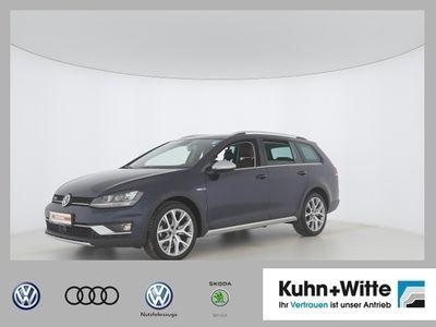 gebraucht VW Golf Alltrack Variant VII 2.0 TDI DSG *Fahrassistenzpaket,Leder Vienna,AHK,Discover Media*