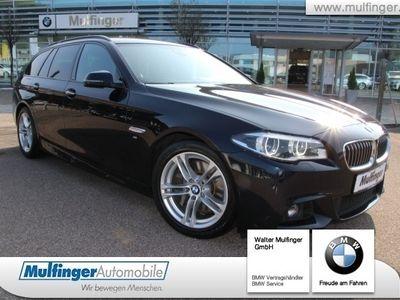 gebraucht BMW 525 d Touring HUD LED Navi PDC Kamera Driv. Ass.