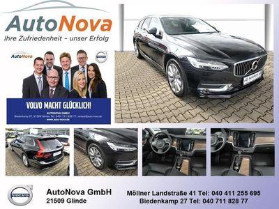 gebraucht Volvo V90 D5 AWD DPF Inscription (EURO 6d-TEMP) LED Na