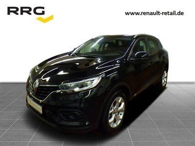 gebraucht Renault Kadjar dCi 115 BUSINESS Edition BLUE
