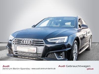 gebraucht Audi A4 Avant 35 TDI*3x S line* S tro. *NAVIplus*LED*SHZ*