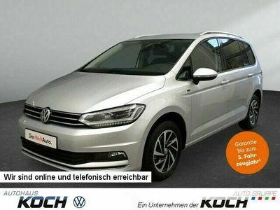 gebraucht VW Touran 800 € Rabatt  2.0 TDI Join