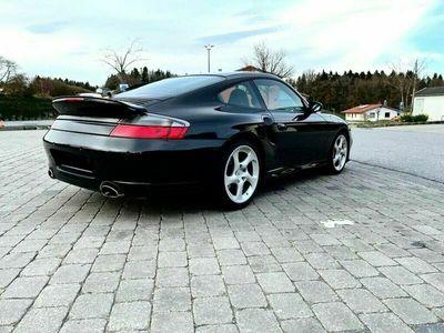 gebraucht Porsche 911 Turbo coupé ORIGINAL Schalter Zustand 1