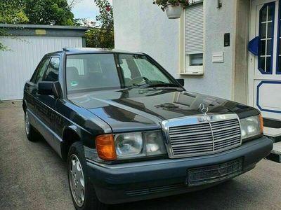 gebraucht Mercedes 190 Mercedes Benz108 PS mit TÜV