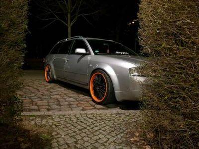 gebraucht Audi V8 A6/S64.2l mit Gasanlage/ Schalter