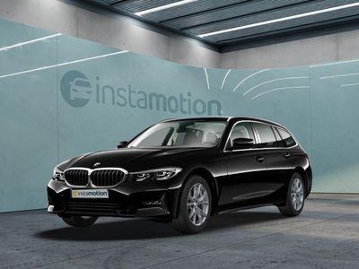 gebraucht BMW 320 320 i Sport Line Touring AG+ ParkAss GRA HiFi