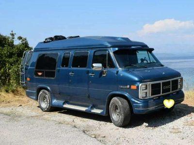 gebraucht GMC Vandura VanduraA-Team Camperumbau V8 Wohnmobil