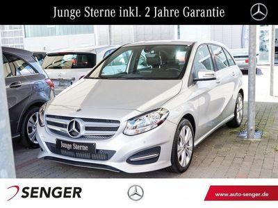 gebraucht Mercedes B180 URBAN+SHZ+NAVI+TEMPOMAT+LICHT/SICHT-PAKET