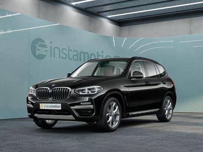 gebraucht BMW X3 X3xDrive 30i LED NavProf DA+ PA+ AZV H/K Memory