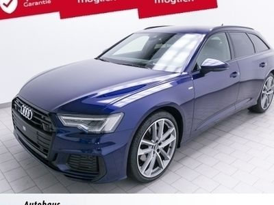 gebraucht Audi A6 Avant S line 50 TDI Allradlenk. HUD ACC B&O Matrix