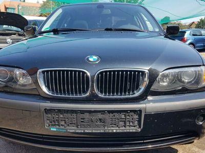 gebraucht BMW 318 Xenon Klimaautomatik PDC