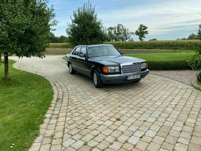 gebraucht Mercedes S260 LPG Gas, Daily Driver im Sommer als Limousine in Laer