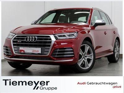 gebraucht Audi SQ5 3.0 TFSI Q LUFT MEMORY PANO AHK
