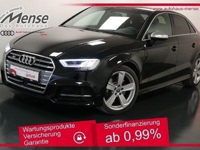 gebraucht Audi S3 Limousine 2.0 TFSI quattro S tronic LED Navi
