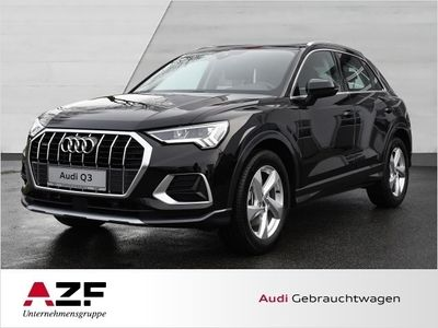 gebraucht Audi Q3 40 TFSI S-tronic advanced LED+MMI+SHZ