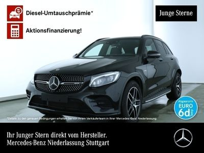 gebraucht Mercedes GLC43 AMG AMG Cp. 4M Perf-Sitze Perf-Abgas Fahrass