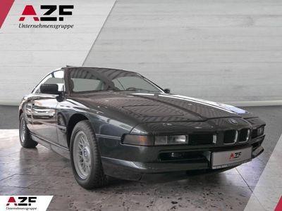 gebraucht BMW 850 i aut.+Leder+Klimaaut.+Sitzheizung (Klima)