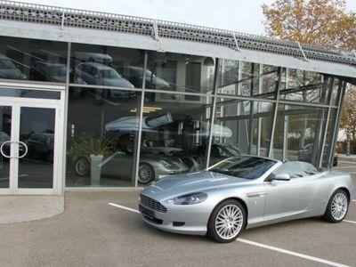 gebraucht Aston Martin DB9 Volante 6.0 B&O Leder Braun
